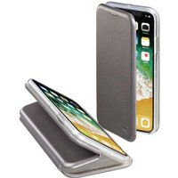 Hama Curve Booklet for Apple iPhone X, anthracite