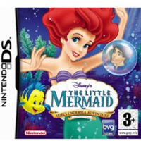 Disney The Little Mermaid Ariels Undersea Adventure Game