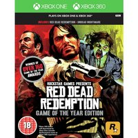 Red Dead Redemption Game Of The Year Edition (GOTY) Xbox 360 & Xbox One