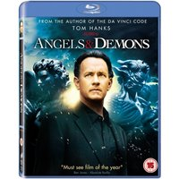 Angels and Demons Extended Cut Blu-ray