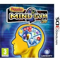 Ex-Display Puzzler Mind Gym Game 3DS