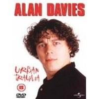 Alan Davies: Urban Trauma DVD
