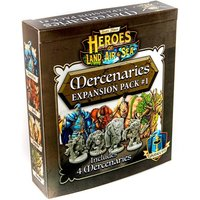 Heroes of Land, Air, & Sea: Merc Pack 1 Expansion