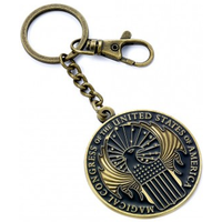 Magical Congress Keyring