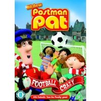 Postman Pat: Football Crazy DVD
