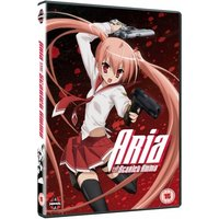 Aria The Scarlet Ammo DVD