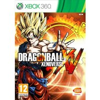 Dragon Ball Z Xenoverse Xbox 360 Game (with pre-order DLC packs)