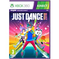 Just Dance 2018 Xbox 360 Game