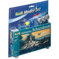 Battleship Scharnhorst 1:1200 Revell Model Kit