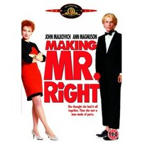 Making Mr Right DVD