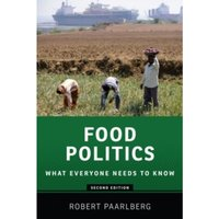 Food Politics: What Everyone Needs to Know by Robert Paarlberg (Paperback, 2013)