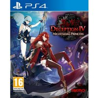 Deception IV The Nightmare Princess PS4 Game