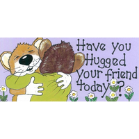 Have You Hugged Your Friend Pack Of 12