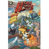 Hero Cats Volume 1 Hardcover