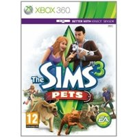 Ex-Display The Sims 3 Pets (Kinect Compatible) Game
