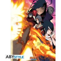 Naruto Shippuden - Light Against Darkness Small Poster