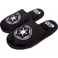 Galactic Empire Star Wars Slippers Black Large (UK 8-10)