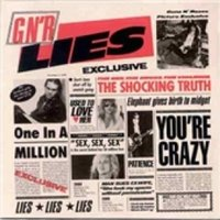 Guns N' Roses GN'R Lies CD