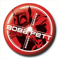 Star Wars - Boba Fett Badge