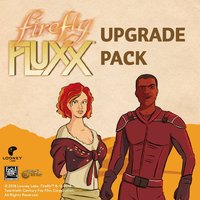 Firefly Fluxx Upgrade Pack Card Game