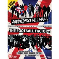 Image of The Football Factory / Arrivederci Millwall DVD
