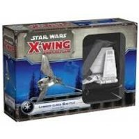 Star Wars X-Wing Lambda-Class Shuttle Expansion Pack Board Game