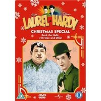 Laurel & Hardy Christmas Special DVD
