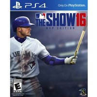 MLB The Show 16 MVP Edition PS4 Game