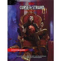 Dungeons & Dragons Curse Of Strahd