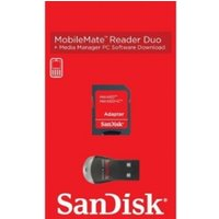 SanDisk USB micro SD and Reader SDDRK-121-E11M