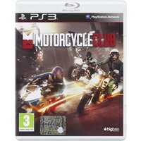 Motorcycle Club PS3 Game