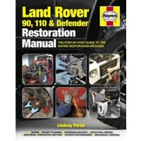 Land Rover 90. 110 & Defender Restoration Manual