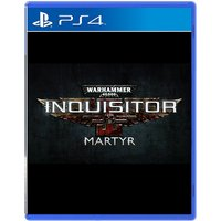 Warhammer 40,000 Inquisitor Martyr PS4 Game