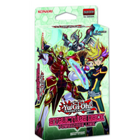 Yu-Gi-Oh! TCG: Powercode Link Structure Deck - Damaged Packaging