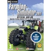 Farming Simulator 2011 Official Add-On Game
