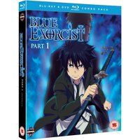 Blue Exorcist Definitive Edition Part 1 Episodes 1-12 Blu-ray & DVD