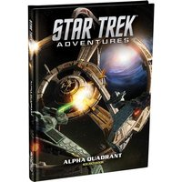 Star Trek Adventures RPG The Alpha Quadrant Sourcebook
