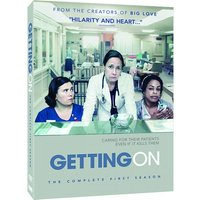 Getting On: Series 1 DVD