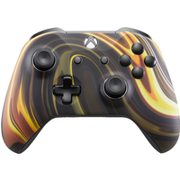 Gold Rush Xbox One S Controller