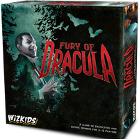 Fury of Dracula (4th Edition) Board Game
