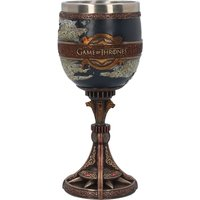 The Seven Kingdoms Game of Thrones Goblet