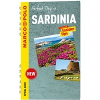 Sardinia Marco Polo Travel Guide - with pull out map