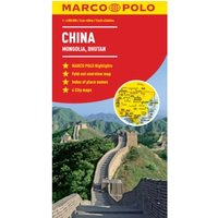 China Marco Polo Map