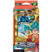 Dragon ball Super Card Game: Galactic Battle Special Pack Set