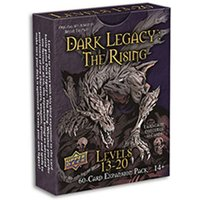 Dark Legacy: The Rising Levels 13-20 Card Expansion Pack
