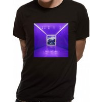 Fall Out Boy Mania Unisex Large T-Shirt - Black