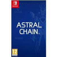 Astral Chain Nintendo Switch Game