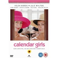 Calendar Girls DVD