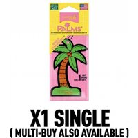California Scents Palms Hang-Outs Shasta Strawberry Car/Home Air Freshener