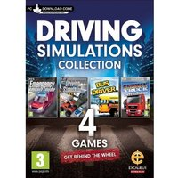Driving Simulation Collection (Ambulance, Driving, Bus Driver, German Truck) Game
